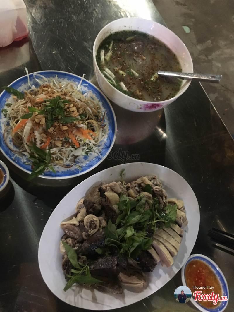 Cháo vịt Tùng Lâm