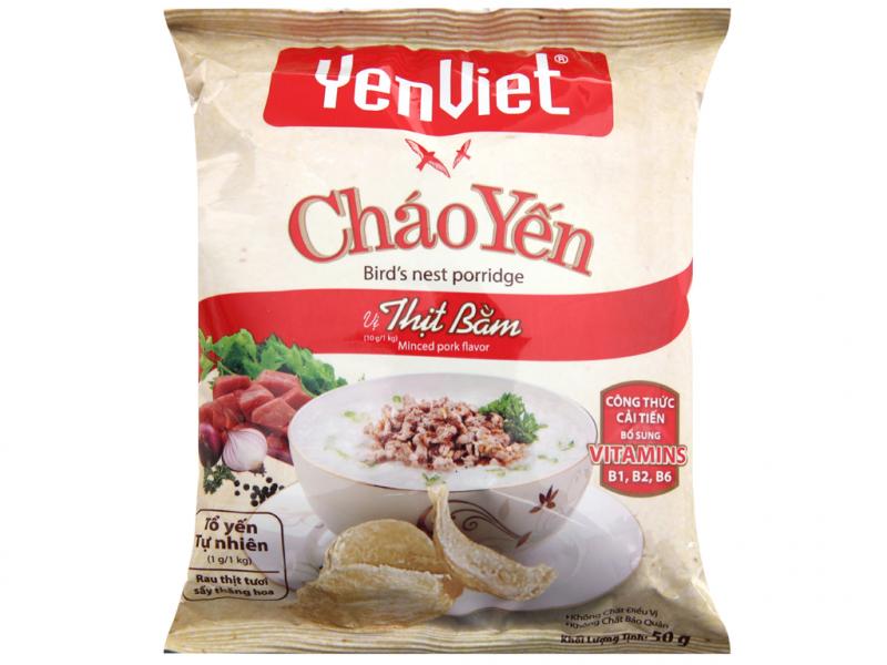 Cháo Yến YenViet - Vị Thịt Bằm