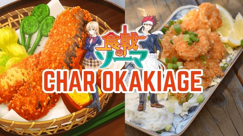 Char Okakiage
