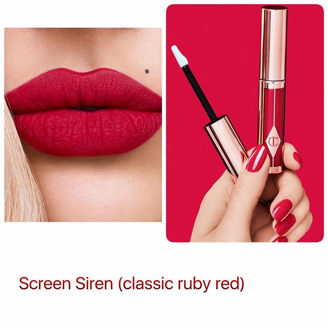 Charlotte Tilbury Hollywood lips – Màu screen siren
