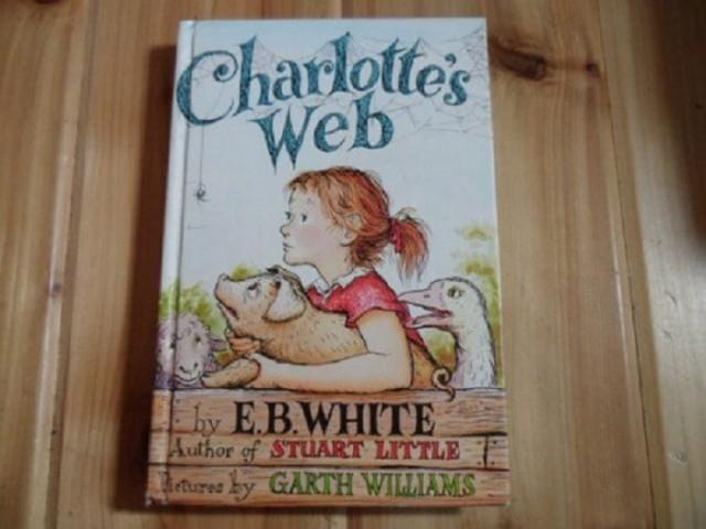Charlotte và Wilbur (E.B. White)