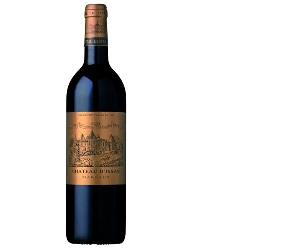 Rượu vang Pháp Chateau D'issan đã đạt đến độ hoàn mỹ tuyệt đối về màu sắc lẫn hương vị