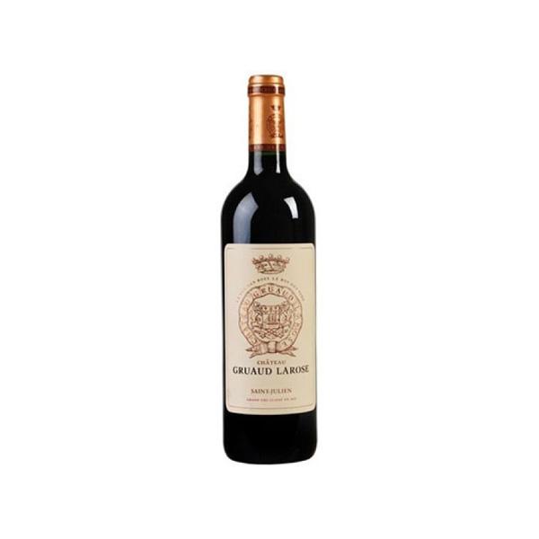 Chateau Gruaud Larose 2004, một trong những loại rượu đời sau nổi tiếng của hãng này