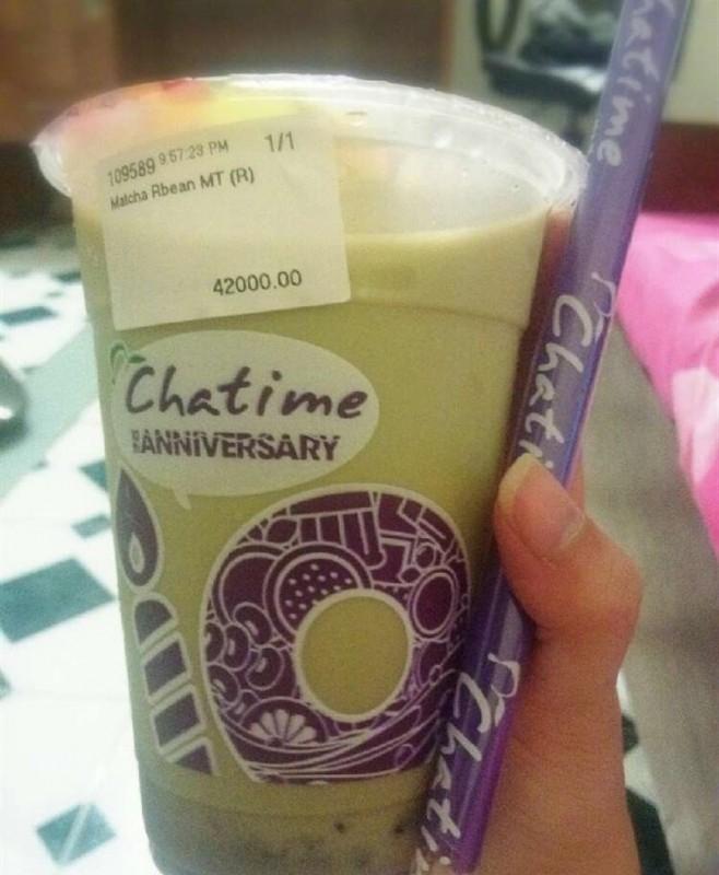 Chatime Bubble Tea Hanoi