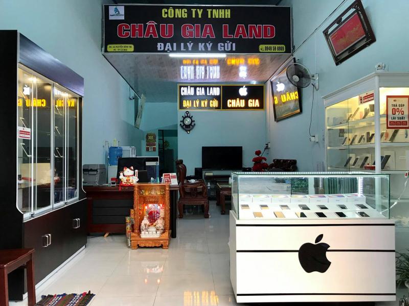 Châu Gia Apple