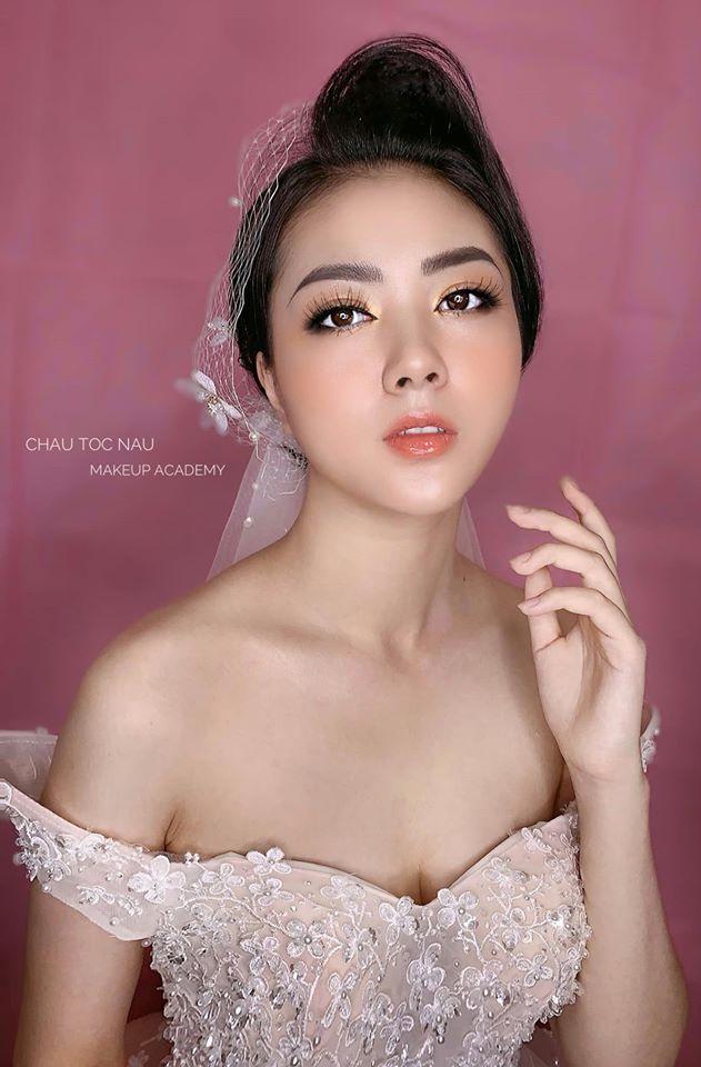 Châu Makeup (Chau Toc Nau Make Up)