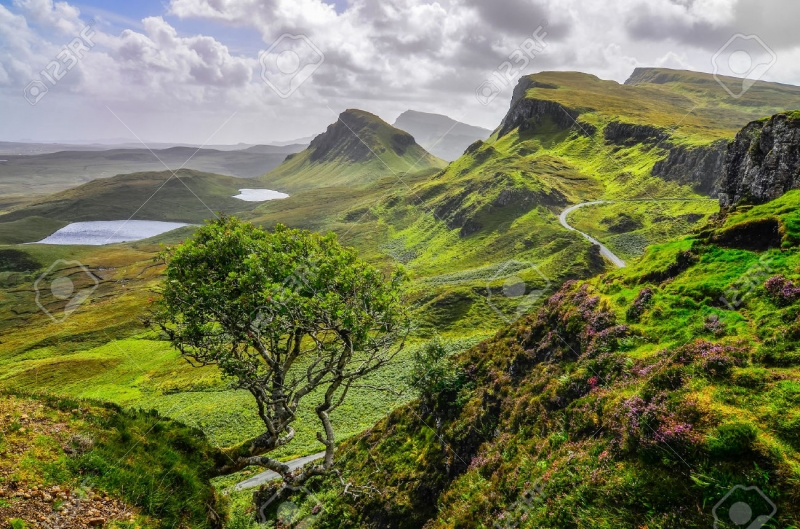 Cao nguyên Scottish