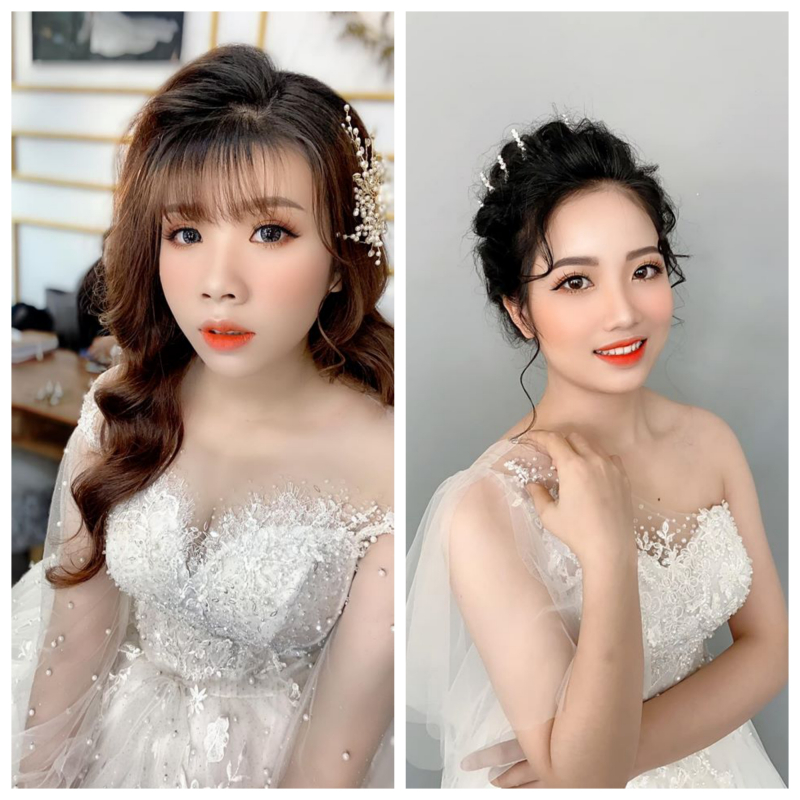 Châu Quỳnh July Make Up
