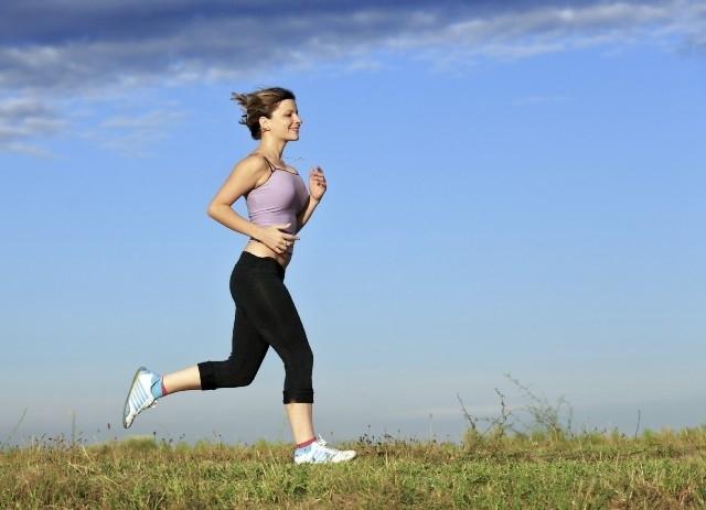 Chạy bộ giúp tăng vòng ba hiệu quả
