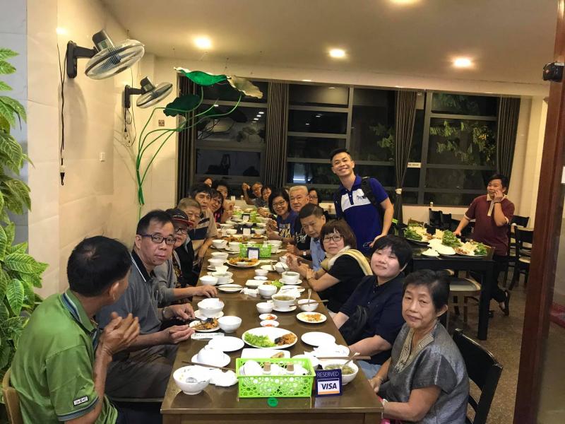 Chay Hoan Hỷ Nha Trang