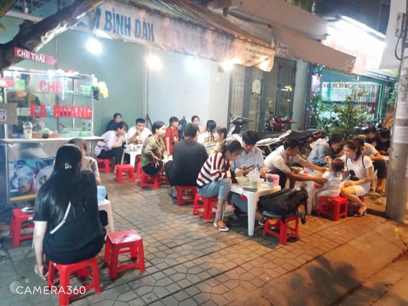 Tiệm Chè Bà Hoàng