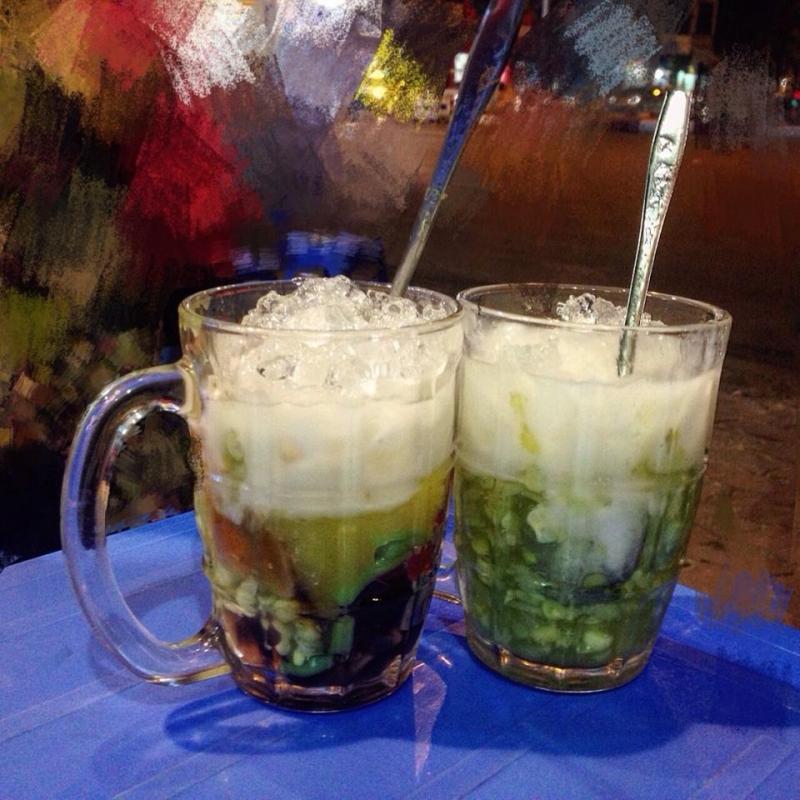 Chè chợ Nam Đồng