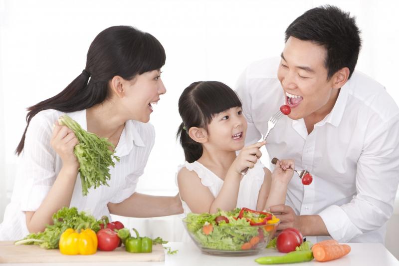 Bổ sung đầy đủ chất dinh dưỡng