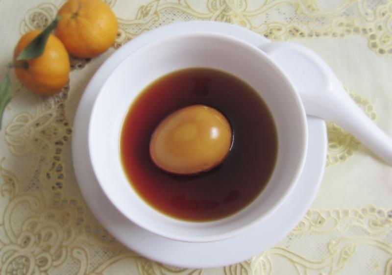 Món chè hột gà trà Tàu