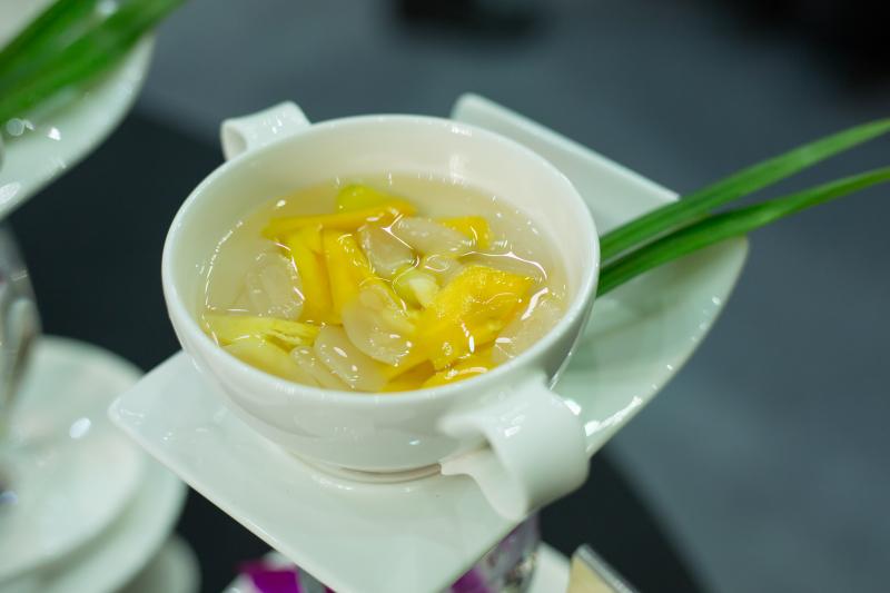 Món chè hoa quả mít đát luôn tạo được ấn tượng trong lòng các thực khách khi đến với  Phú Yên