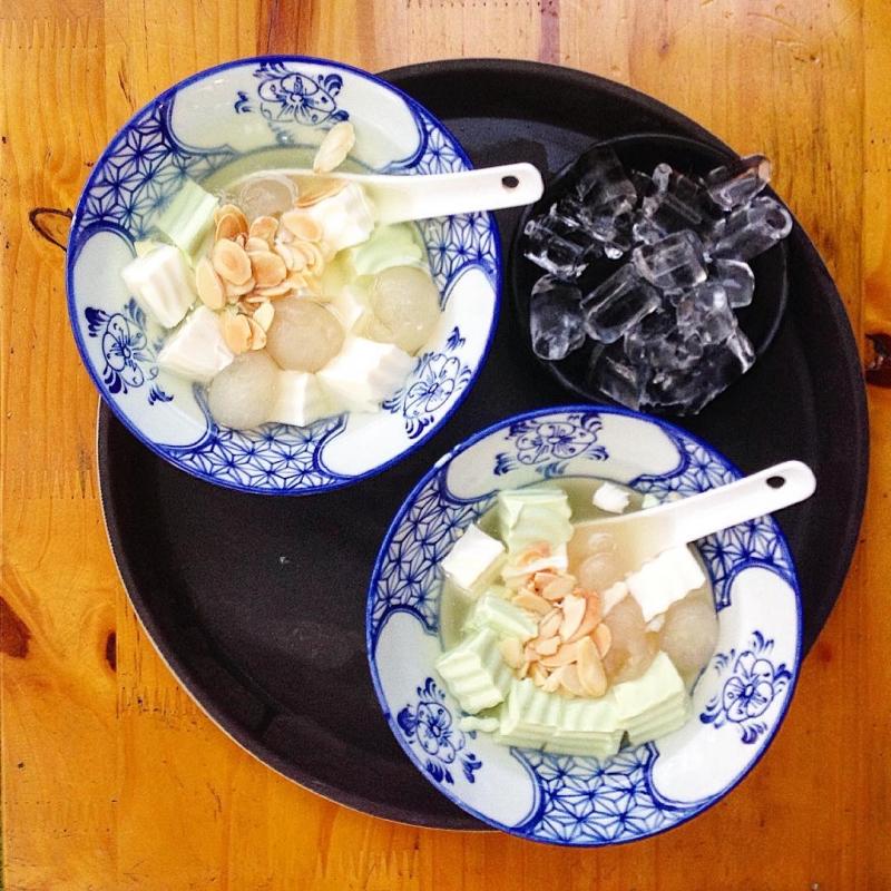 Top 6 quán chè khúc bạch ngon nhất Hà Nội
