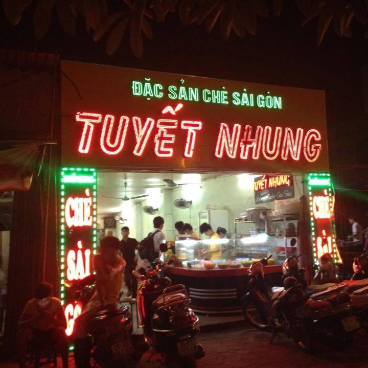Chè Sài Gòn Tuyết Nhung