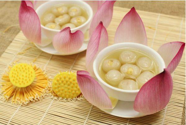 Chè long nhãn hạt sen Hưng Yên