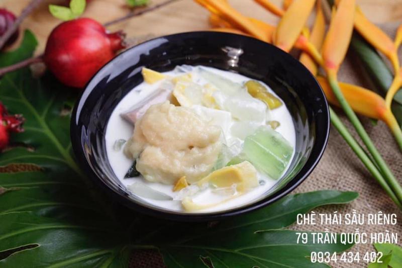 Chè Thái sầu riêng