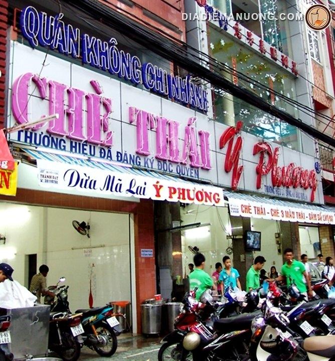 Chè Thái – Ý Phương