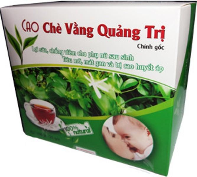 Cao chè vằng Quảng Trị hộp 500g