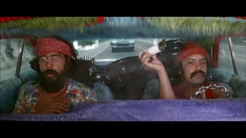 Cheech & Chong's Up In Smoke (1978)