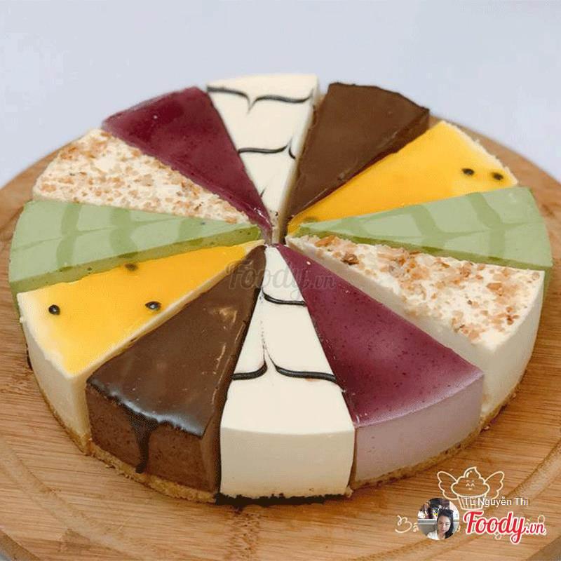 Cheese Cake – Tiệm bánh bơ Bồng Bềnh