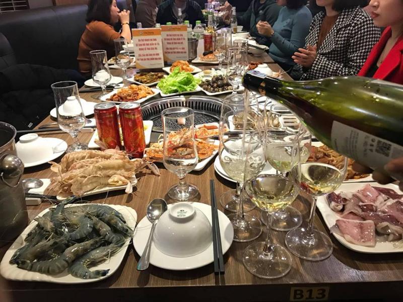 Là một thương hiệu lớn, Chef Dzung chắc chắn sẽ đủ chuyên nghiệp để mang đến một bữa tiệc tất niên vui vẻ và hoàn hảo