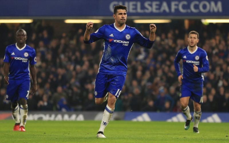 Chelsea đá rất tốt trên sân nhà