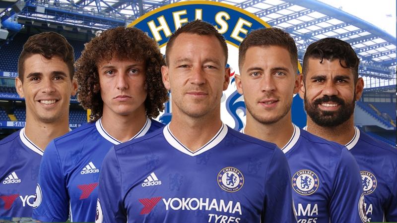 Chelsea đầu tư rất lớn cho các cầu thủ của mình