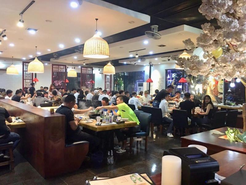 Không gian Chen 9 BBQ & HotPot