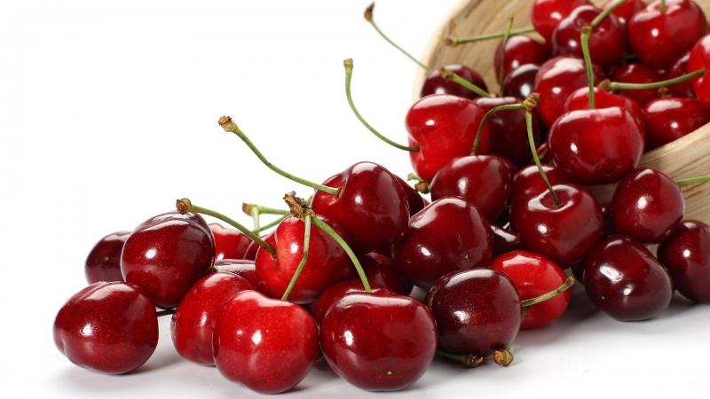 Nếu bạn muốn cải thiện sự lưu thông máu, hãy ăn một bát tô quả anh đào ít nhất 1 lần/tuần