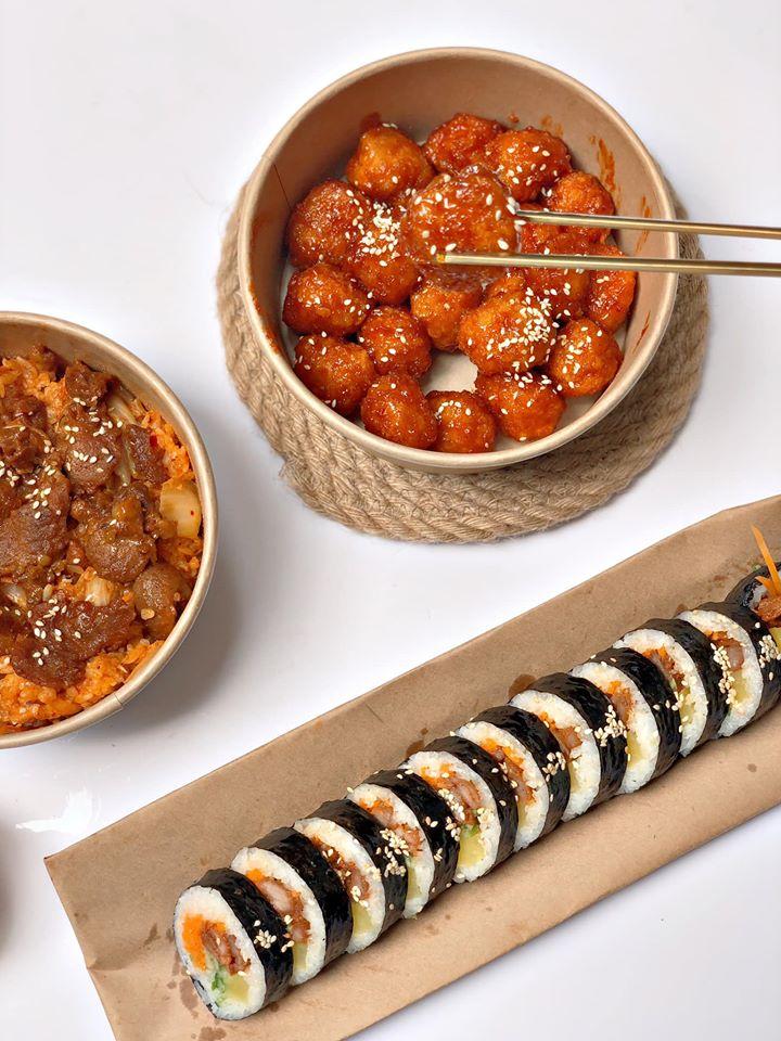 Cheshi là một địa chỉ ẩm thực chuyên các món ăn Hàn Quốc vốn đã nổi tiếng trên Instagram.
