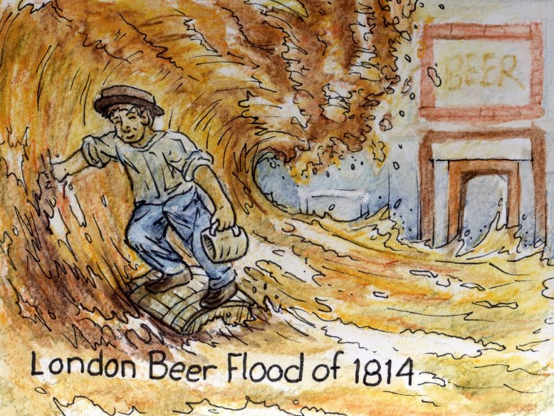 Chết vì bia