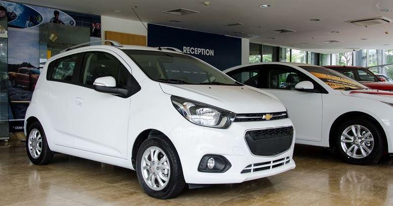 Chevrolet Spark | Giá 269 - 349 triệu đồng