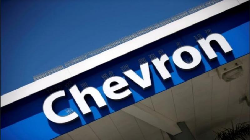 Tập đoàn dầu khí Chevron