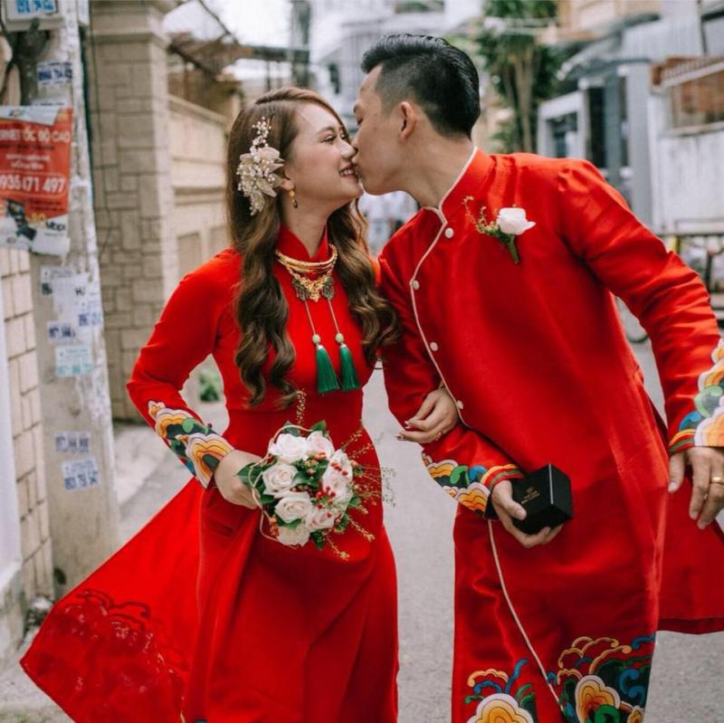 Top 6 Địa chỉ cho thuê áo dài cưới hỏi đẹp nhất quận Thủ Đức, TP. HCM