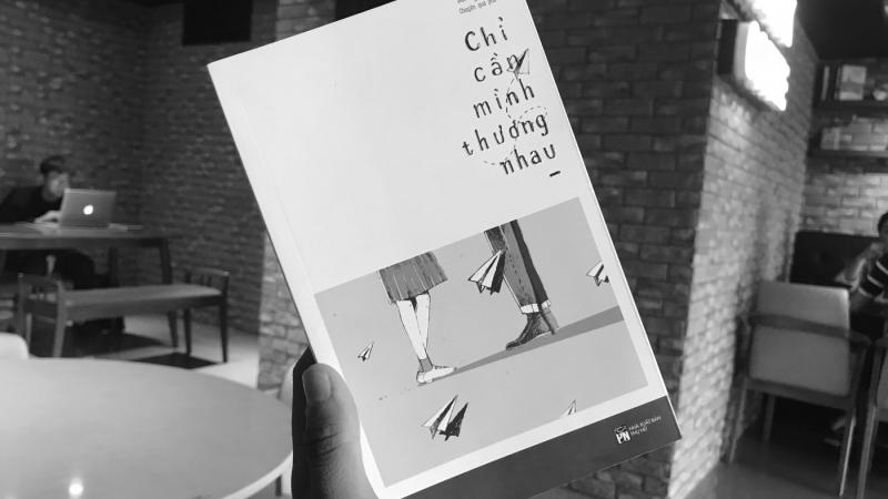 Cuốn sách Chỉ cẩn mình thương nhau
