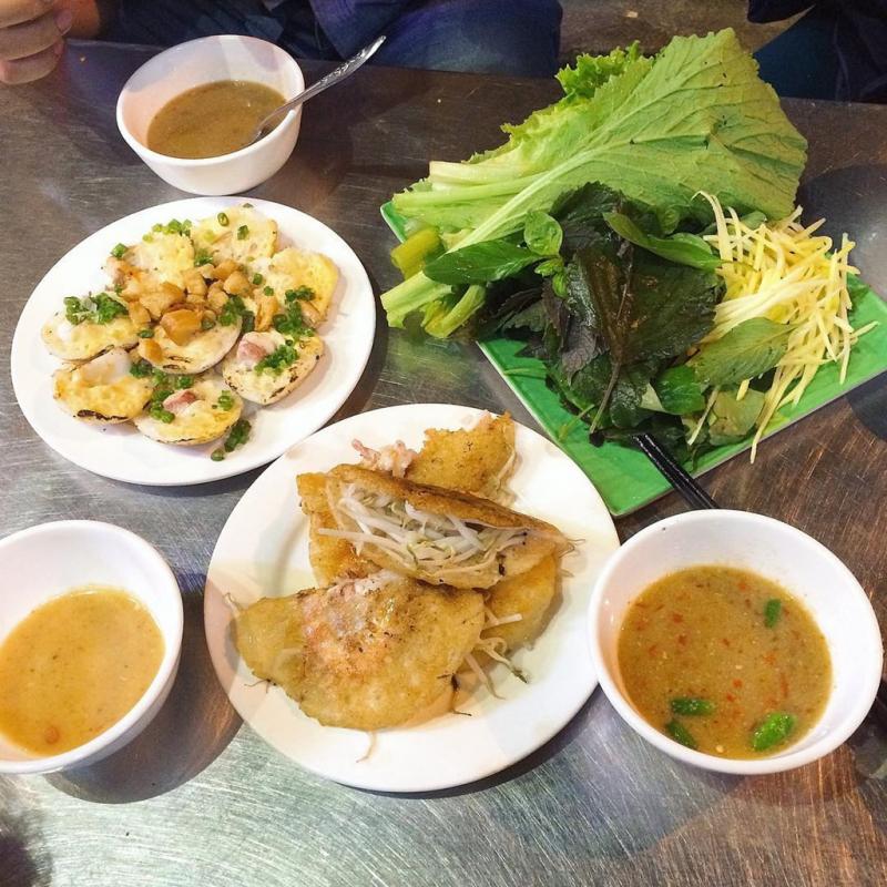 Chị Châu - Bánh Xèo & Bánh Khọt - Chợ Thái Bình