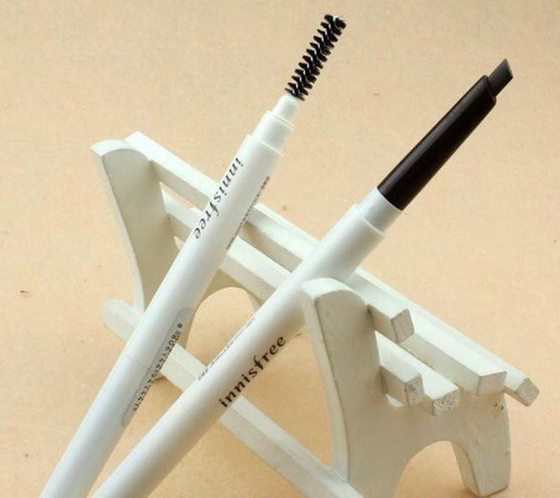 Chì Kẻ Mày Định Hình 2 Đầu Innisfree Eco Eyebrow Pencil