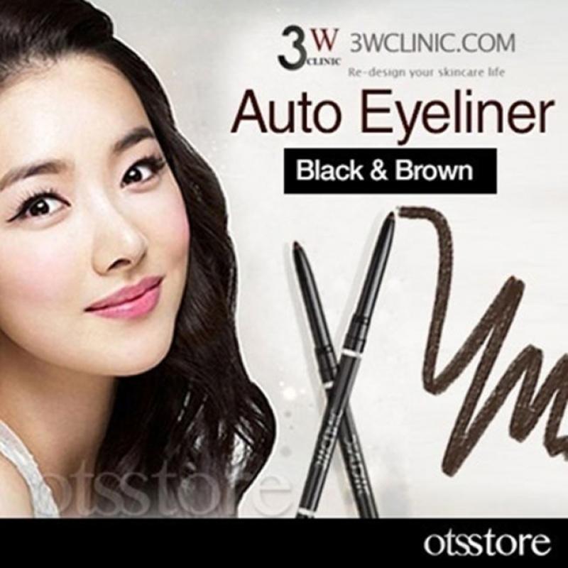 Chì Kẻ Mày Tự Động 3W Clinic Auto Eyebrow Pencil