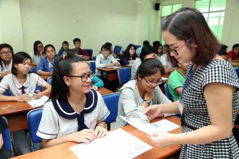 Trung tâm Ngoại ngữ Đại học Sư phạm TP.Hồ Chí Minh