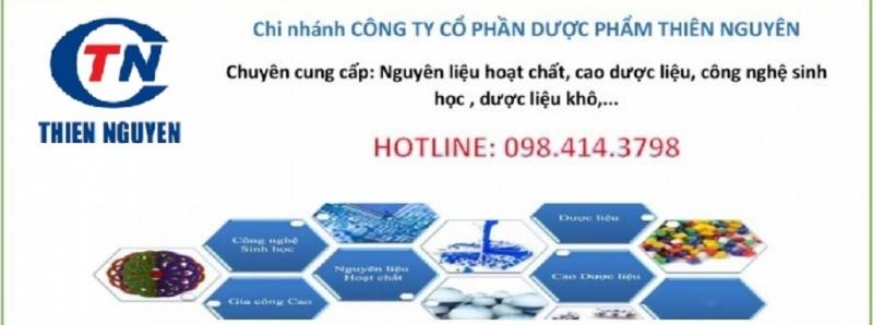 Chi nhánh công ty cổ phần dược phẩm Thiên Nguyên