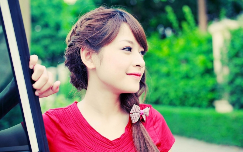 Nhan sắc xinh đẹp của Chi Pu