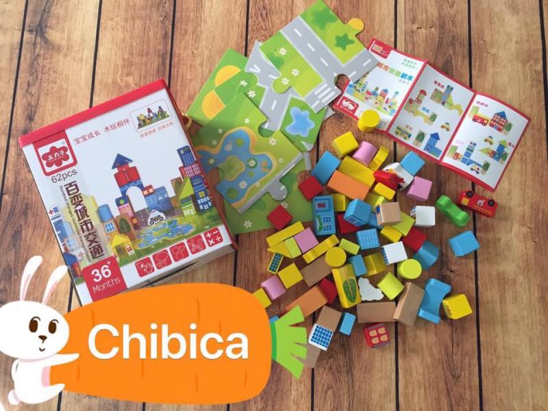 Chibica Shop - Thế giới đồ chơi cho bé