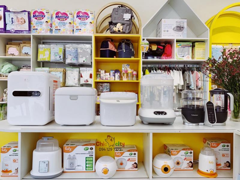 Chic City - Cửa hàng Mẹ và Bé