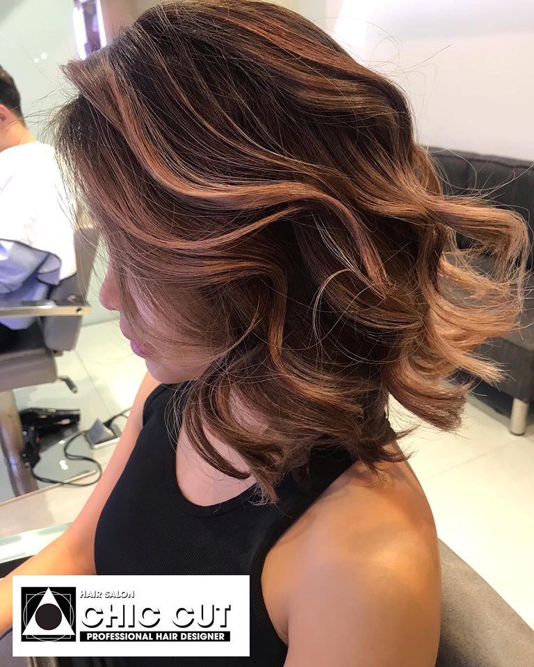 Đến với Chic Cut salon tất cả khách hàng đều sẽ đẹp và quyến rũ hơn