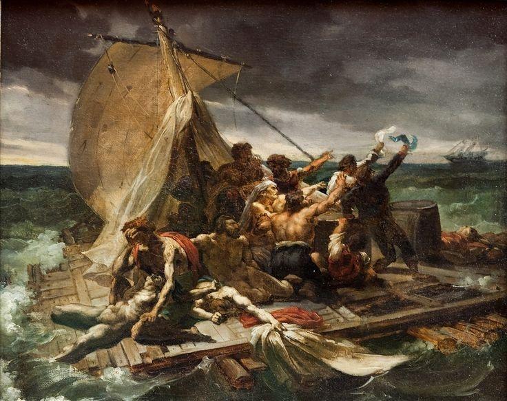 Chiếc bè của chiến thuyền Medusa