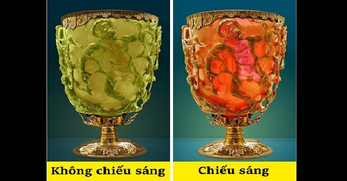 Chiếc cốc 1600 tuổi cho thấy người La Mã cổ đại đã biết đến công nghệ nano