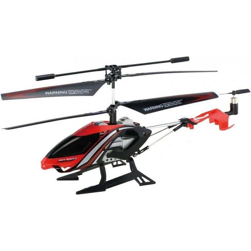 Chiếc máy bay đồ chơi của em là mô hình của một chiếc máy bay trực thăng.